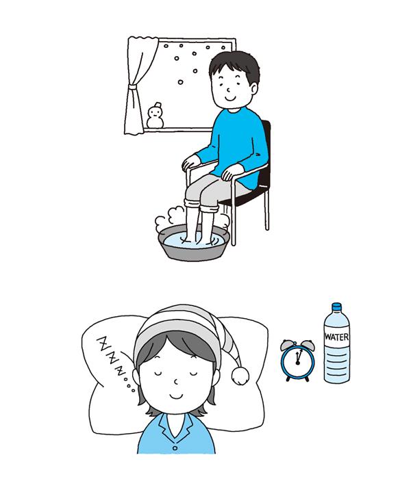 たった一晩で疲れをリセットする睡眠術