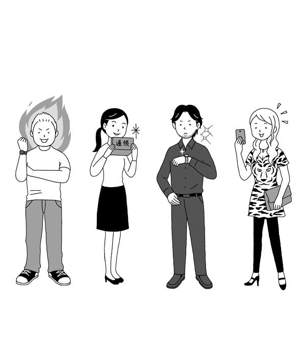 宝島社 誕生日でわかる性格大事典